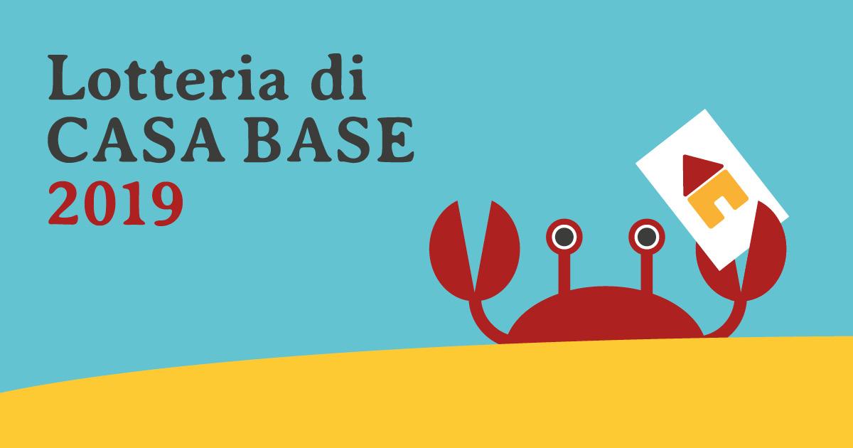 You are currently viewing Lista biglietti vincenti della Lotteria di Casa Base 2019