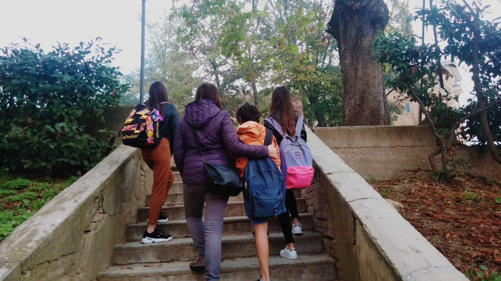 A Scuola - Casa Base Chieri