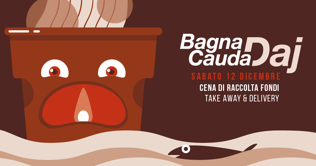You are currently viewing Bagna Cauda Daj! 12/12/2020: insieme a CENA