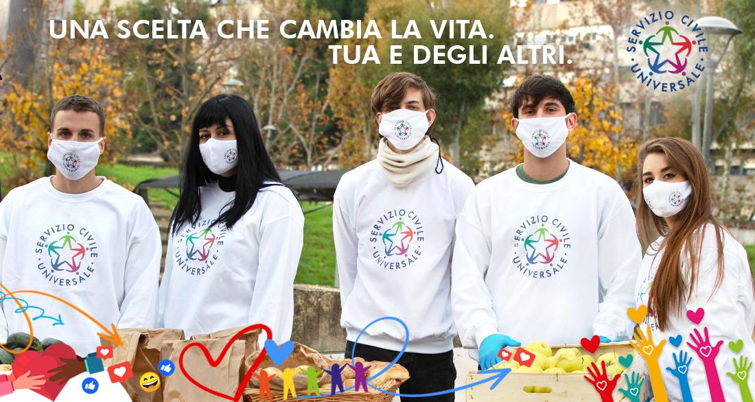 You are currently viewing Il tuo Servizio civile in Cooperativa Paradigma Onlus