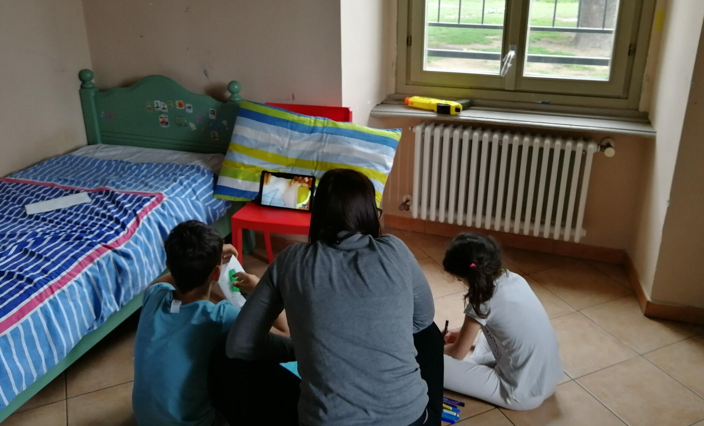 Franco, Maria Rita e L.: quattro chiacchiere fra amici